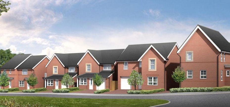 New Housing Development North Gosforth Park Based At Coach Lane Newcastle Will Provide A Palpable Boost To The Local Economy According Housebuilder