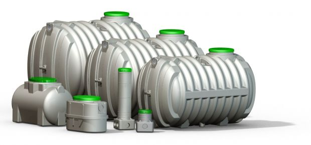Conder Range of Septic Tanks