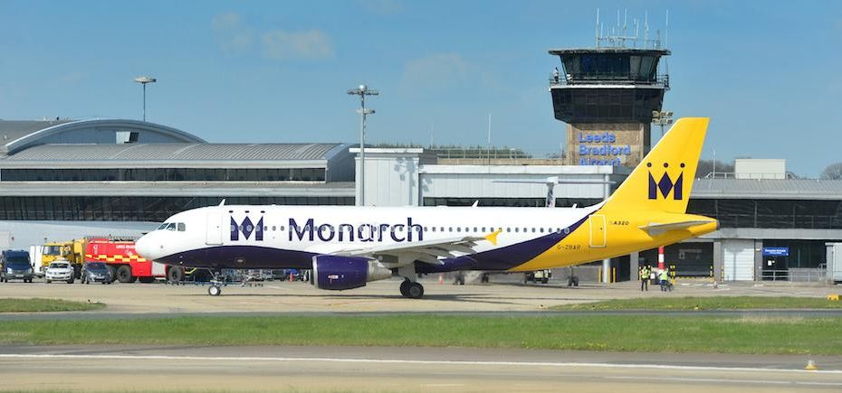 Airport by Monarch Airlines for Summer 2016 have been announced