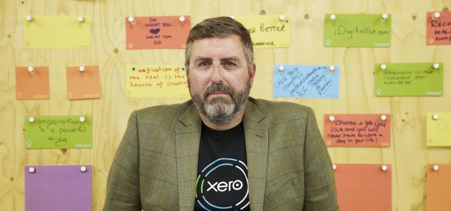 Gary Turner, UK MD at Xero