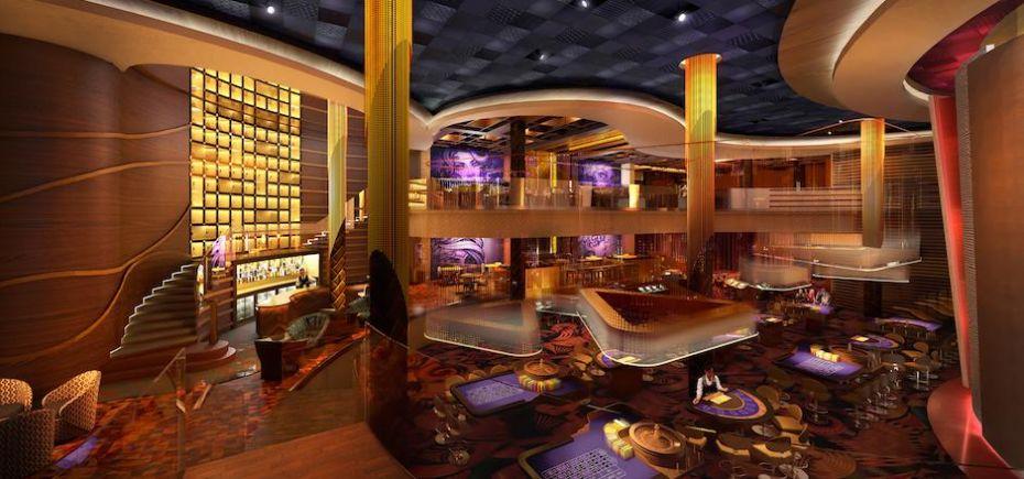 The Victoria Gate Casino.