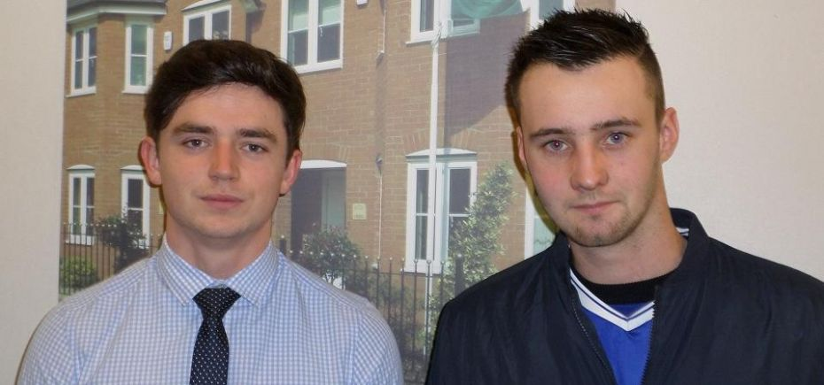 Housebuilder names top young achievers | Bdaily