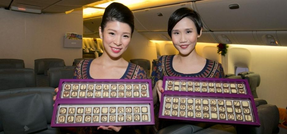 Singapore Airlines Reveals New Aircraft Cabins For