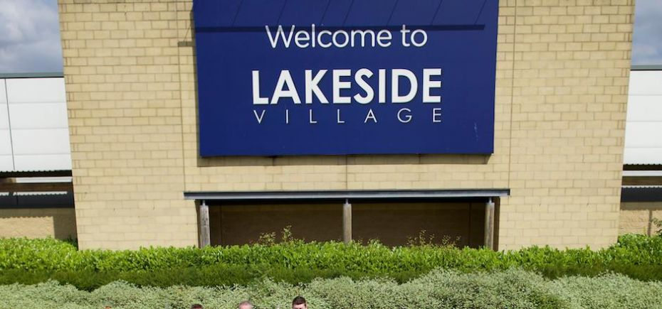 Lakeside Village in Doncaster.