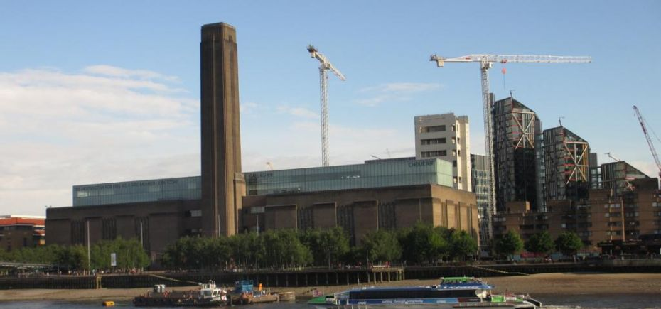 tate modern s 163 260m rev set to open four years late bdaily