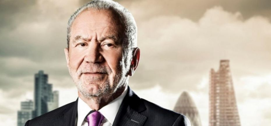 Lord Sugar on business: 