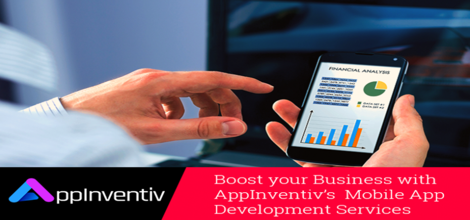 Boost your Business with AppInventiv's Mobile App Development Services | Bdaily