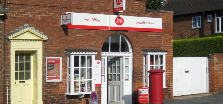 Barton Upon Humber - The Post Office