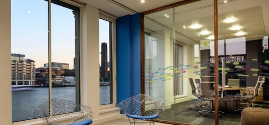Tata Communications' new River Thames offices complete ...