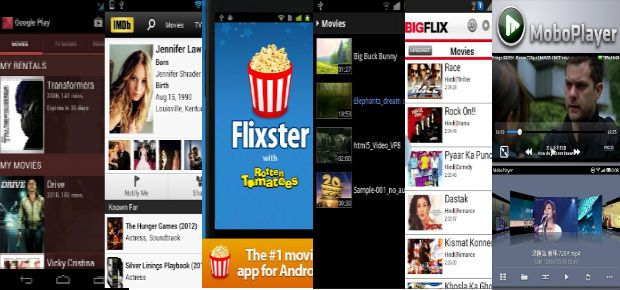 Best Android Movies Applications