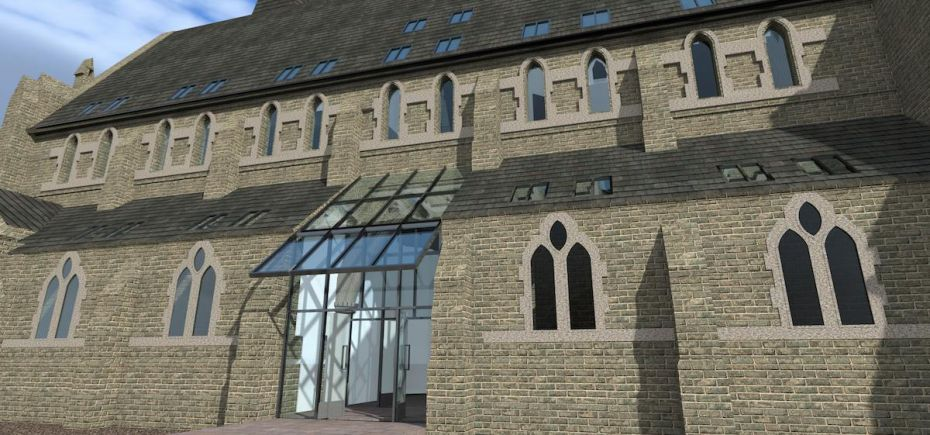 Manchester Firms Collaborate On Listed Building
