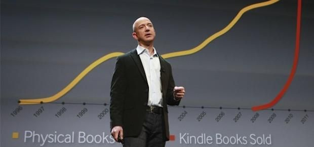 Jeff Bezos: '(AWS) is a £5bn business' Photo: Sam Churchill/Flickr