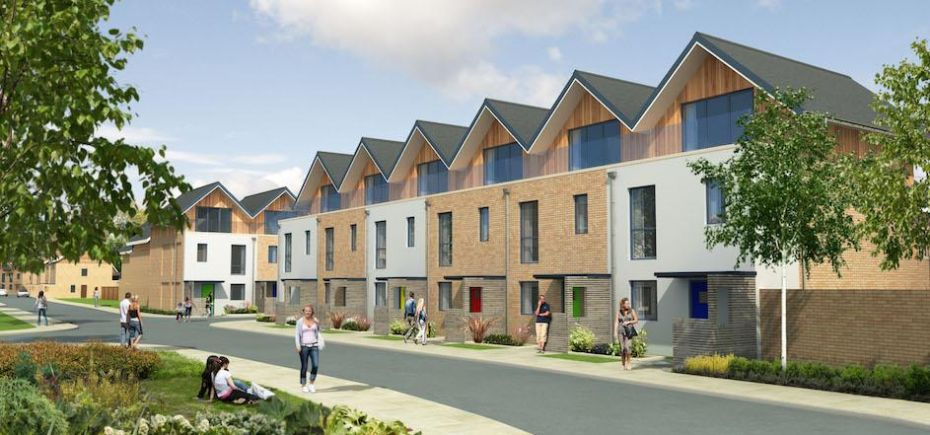 Revealed Plans Submitted To Develop 24 Acre Gosforth