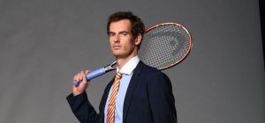 Tennis champion Andy Murray who has backed Mindful Chef on Seedrs.
