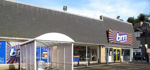 A strong year for B&M with pre-tax profits of £39.9m and 52 new stores opened during 2014. Photo: Wa