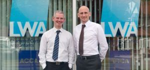 LWA Managing Partners, Steve Collings & Les Leavitt