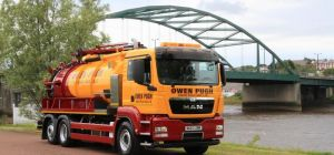 Owen Pugh Group and HSC Drain Services help boost North East local infrastructure