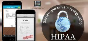 With iFax HIPAA Compliance