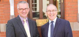 Steve Marsh and Andy Duxbury