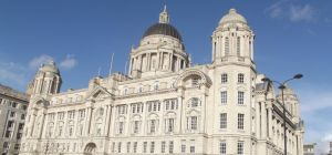 The Three Graces - Liverpool Waterfront - Port of Liverpool Building