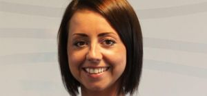 Lianne Biddulph who has been appointed as Azzure IT's new Project Manager.