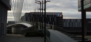 ITV from across the bridge