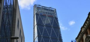 London, The Cheese Grater Building, Leadenhall Building