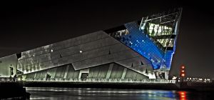 The Deep, Hull at Night