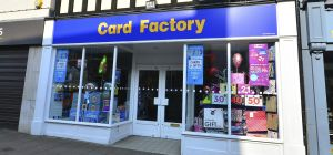 Bury St Edmunds, Card Factory