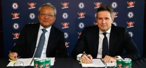Chelsea Football Club has appointed Carabao as new principal partner and new official training wear