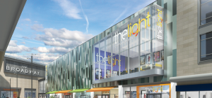The Light has been selected as the cinema operator at The Broadway, Bradford.