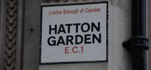 Hatton Garden, London EC1