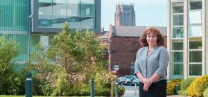 Sensor City business development lead Dr Joanne Phoenix