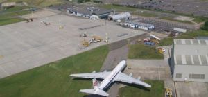 Manston Airport Photo: James Stewart/Wikimedia
