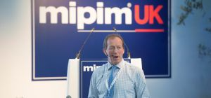 Matthew Battle, managing director at the UK Property Forums, speaking at MIMPIMUK