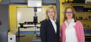 Amanda Tait, MSP Applications Engineer, and Laura Mclean, MSP Senior Software Developer.