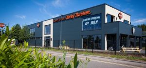 HCM built these new Harley-Davidson premises