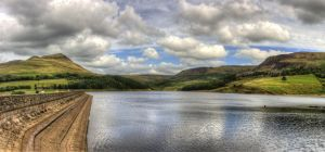 Dovestone Reservoir, Peak District