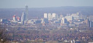 Manchester From Werneth Low