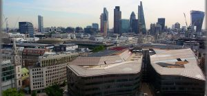 London: Panoramics from Saint Paul Cathedral