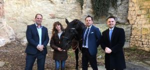 Mark Flanagan, Platinum Money Ltd, Gemma Womersley, Yorkshire Equestrian Centre, Phil Ackroyd and  M