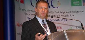 Andy Davis, managing director of Trident Manor