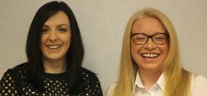Associate Directors at Haines Watts Liverpool, Vikki Wynne & Kate Taylor