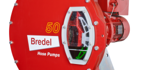 Web videos communicate the benefits of peristaltic hose pumps over alternative pump technologies.