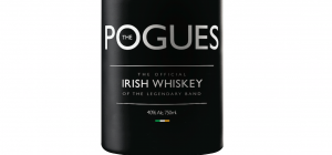 The Pogues-branded whiskey will be distributed by Halewood International
