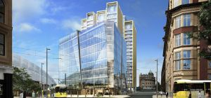 A CGI of the New Victoria scheme