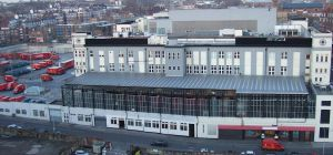 The Mount Pleasant site previously operated as one of the largest sorting offices in the world. Phot