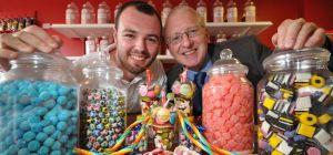(l-r) Ben Smith and Bill Hartshorne, TEDCO Business Advisor.