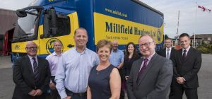 TEF Transport has bought Millfield Haulage for an undisclosed sum.