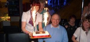 Mark Beresford celebrates his retirement after 25 years as a Partner at Taylor Bracewell